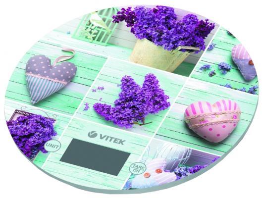 Весы кухонные Vitek VT-2426L рисунок vitek vt 2406 black white весы кухонные
