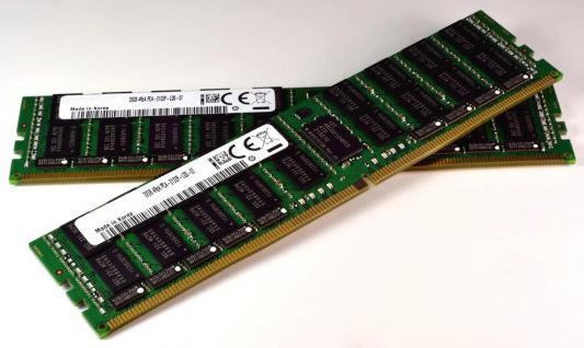 Оперативная память 32Gb PC4-17000 2133MHz DDR4 RDIMM Lenovo 4X70G88311