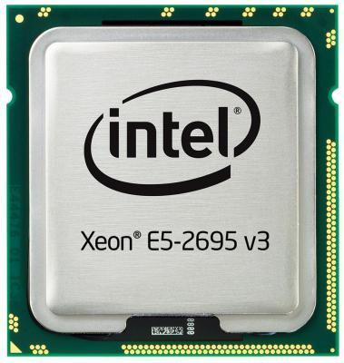 Процессор Dell Intel Xeon E5-2695v3 2.3GHz 35M 14C 120W 338-BGNU