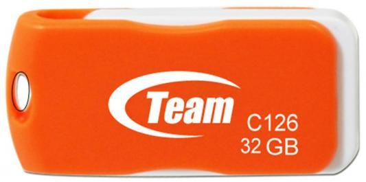 Флешка USB 32Gb Team C126 оранжевый TC12632GE01
