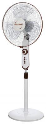 Вентилятор напольный ENDEVER Breeze-03 50 Вт бело-зеленый
