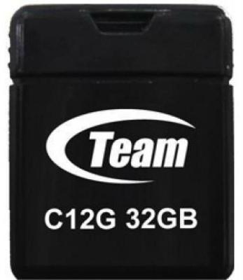 Флешка USB 32Gb Team C12G черный TC12G32GB01