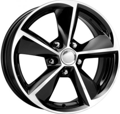 Диск K&K Opel Astra J (КСr681) 6.5xR16 5x115 мм ET41 Алмаз черный цена