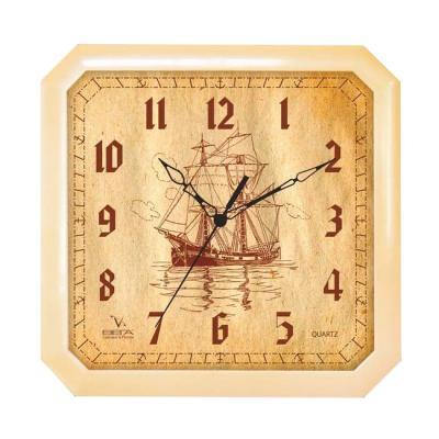 Часы ВЕГАП 4-14/7-69 Парусник кронштейн kromax vega 50 белый