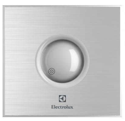 Вентилятор накладной Electrolux EAFR-100 15 Вт стальной