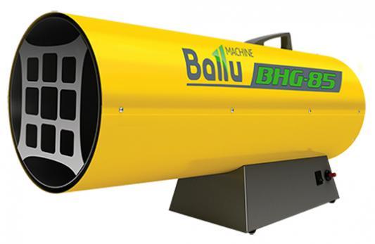Тепловая пушка BALLU BHG-85 75000 Вт вентилятор ручка для переноски желтый цена и фото