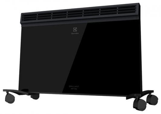 Конвектор Electrolux ECH/B-1000 E Brilliant 1000 Вт таймер дисплей чёрный конвектор electrolux ech b 1500 e brilliant
