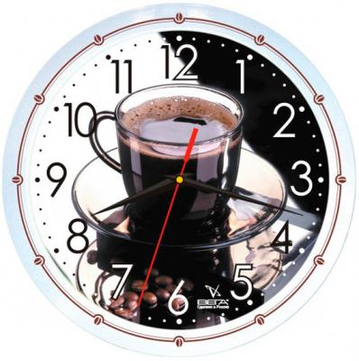 Часы Вега П 1-7914/7-42 рисунок кронштейн kromax vega 50 белый
