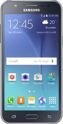 Смартфон Samsung Galaxy J7 2016 черный 5.5 16 Гб LTE Wi-Fi GPS 3G NFC DUOS SMJ710FZKUSER samsung galaxy s4 2 ядра dual 5 дюймов wi fi duos android 4 0 2 sim