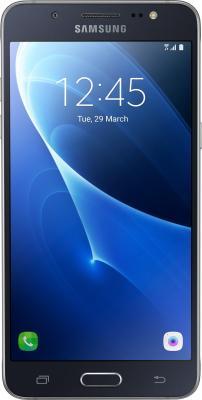 Смартфон Samsung Galaxy J5 2016 черный 5.2 16 Гб NFC LTE Wi-Fi GPS 3G DUOS SM-J510FZKUSER samsung galaxy s4 2 ядра dual 5 дюймов wi fi duos android 4 0 2 sim