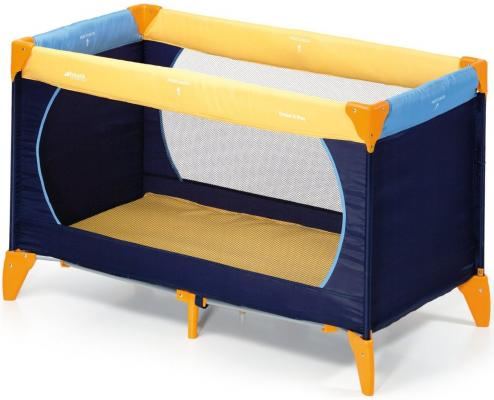 Манеж Hauck Dream'n 'Play (yellow/blue/navy)