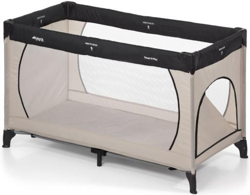 Манеж Hauck Dream'n 'Play Plus (beige/grey)