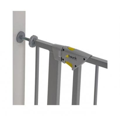 Ворота безопасности Hauck Trigger Lock Safely Gate (silver), , Ворота