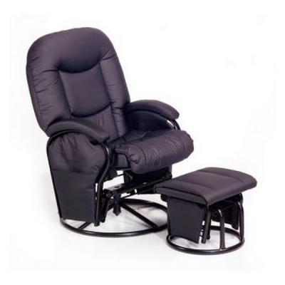Кресло-качалка Hauck Metal Glider (black) hauck hauck varioguard 0 1 black beige