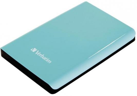 "Внешний жесткий диск 2.5"" USB3.0 500Gb Verbatim Store n Go синий 53171"