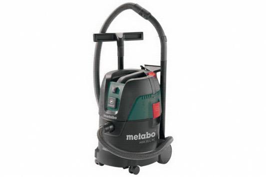 Промышленный пылесос Metabo ASA25LPC 602014000 сухая уборка зелёный чёрный цена