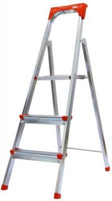 Лестница-стремянка Fit стальная 3 ступени 65331 стремянка стальная 3 ступени алюмет m8403