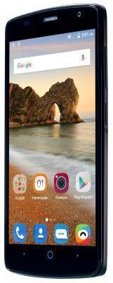 Смартфон ZTE Blade L5 серый 5 8 Гб Wi-Fi GPS 3G смартфон zte blade a210 серый 4 5 8 гб lte wi fi gps 3g