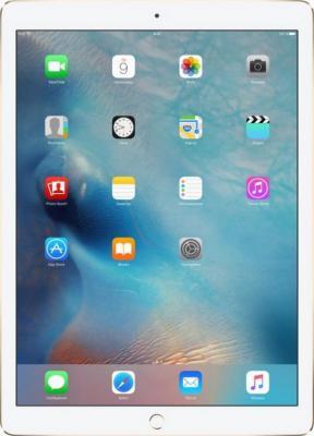 """Планшет Apple iPad Pro 12.9"""" 256Gb золотистый LTE Wi-Fi 3G Bluetooth 4G ML2N2RU/A ML2N2RU/A"""