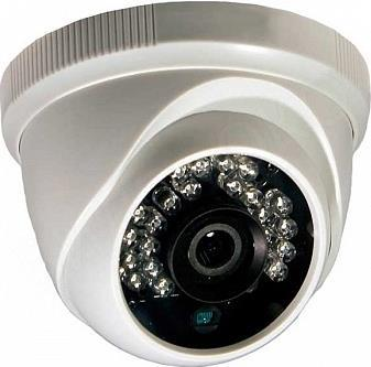 "Камера IP Falcon EYE FE-IPC-DPL100P CMOS 1/4"" 1280 x 720 H.264 RJ-45 LAN белый"