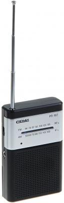Радиоприемник Сигнал РП-107 черный радиоприемник сигнал cr 169 черный