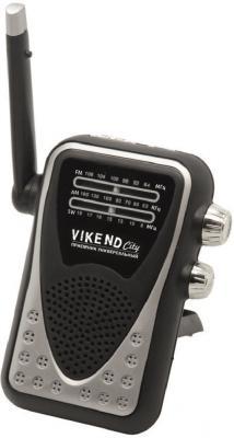 Радиоприемник Сигнал VIKEND CITY черный сигнал vikend hunter page 7