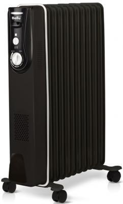 Масляный радиатор BALLU Modern BOH/MD-11BBN 2200 Вт чёрный