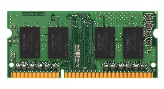 Оперативная память для ноутбуков SO-DDR3 4Gb PC3-12800 1600MHz  Kingston KCP316SS8/4
