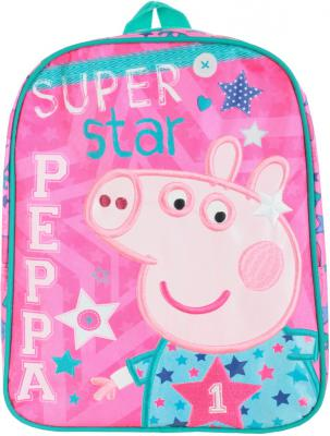Рюкзак Peppa Pig Свинка Пеппа. Superstar розовый 30287