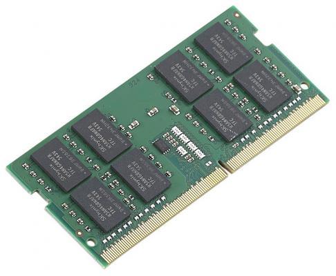 Купить со скидкой Оперативная память для ноутбуков SO-DDR4 16Gb PC17000 2133MHz Kingston KVR21S15D8/16
