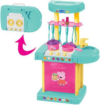 Игровой набор Peppa Pig Кухня Пеппы 22 предмета 30290