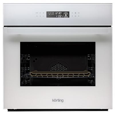 Электрический шкаф Korting OKB 9102 CSGW PRO белый korting hg630ctx pro