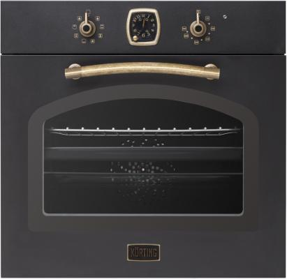Электрический шкаф Korting OKB 481 CRN черный все цены