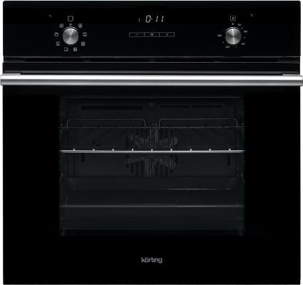 Электрический шкаф Korting OKB 792 CFN черный электрический духовой шкаф korting okb 792 cfn