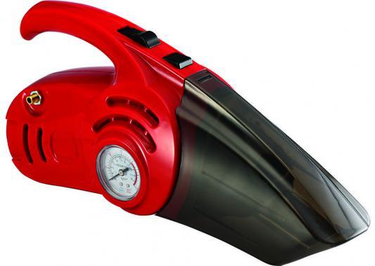 Автомобильный компрессор с пылесосом ZIPOWER PM 6510 15л/мин автомобильный компрессор zipower pm 6506 35л мин