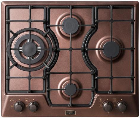 Варочная панель газовая Korting HG 6115 CTRC коричневый