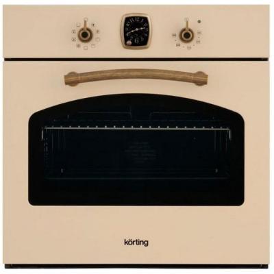 Газовый шкаф Korting OGG 741 CRB бежевый