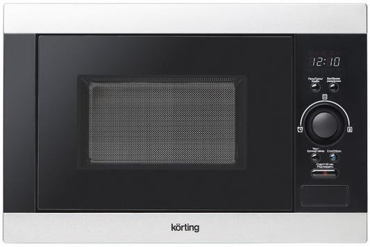 СВЧ Korting KMI 825 XN 900 Вт серебристый