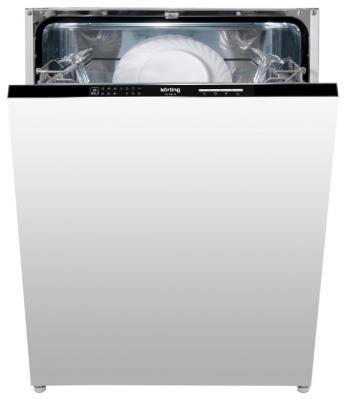 Посудомоечная машина Korting KDI 60130 белый