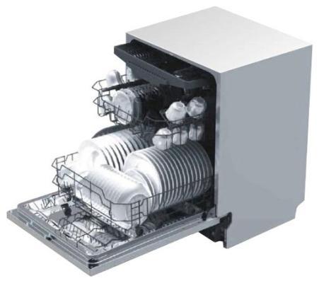 Посудомоечная машина Korting KDI 4550 белый