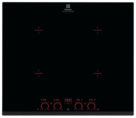 Варочная панель электрическая Electrolux EHD96740FK черный electrolux ehh6340fok