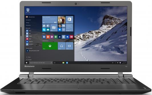 """Ноутбук Lenovo IdeaPad 100-15IBY 15.6"""" 1366x768 Intel Pentium-N3540 80MJ002QRK"""