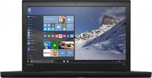 "Ноутбук Lenovo ThinkPad T560 15.6"" 1920x1080 Intel Core i5-6200U 20FH001FRT"