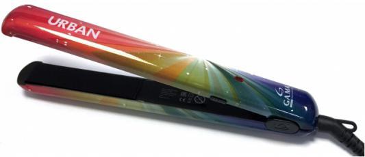 Щипцы GA.MA P21 Urban Rainbow разноцветный