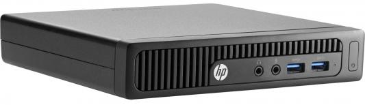 Тонкий клиент HP 260 G1 Intel Celeron-2957U 4Gb SSD 128 Intel HD Graphics 64 Мб DOS черный W4A35ES