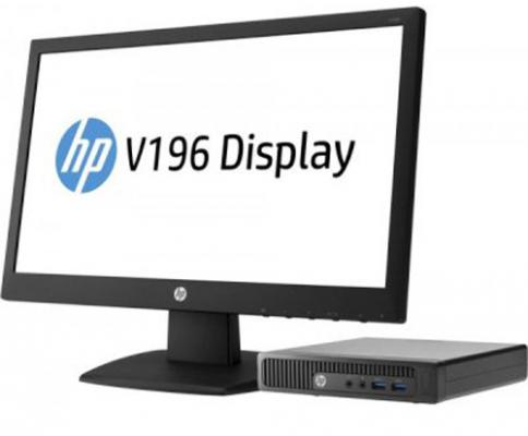Тонкий клиент HP 260 G1 1366 x 768 Intel Pentium-3558U 4Gb 500Gb Intel HD Graphics 4400 Linux черный P5J66ES P1G79EA