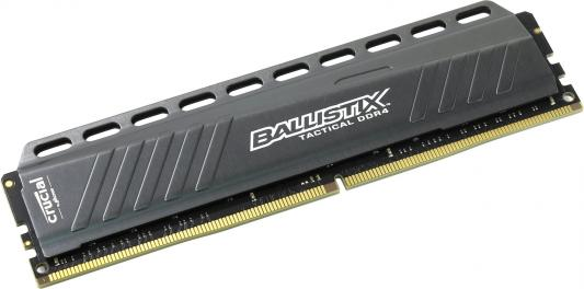 Оперативная память 8Gb PC4-21300 2666Hz DDR4 DIMM Crucial BLT8G4D26AFTA оперативная память 4gb pc4 21300 2666hz ddr4 dimm crucial ble4g4d26afea