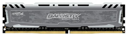 Оперативная память 8Gb PC4-19200 2400MHz DDR4 DIMM Crucial BLS8G4D240FSB