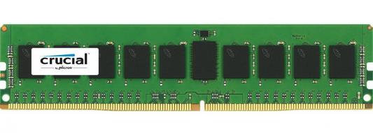 Оперативная память 8Gb PC4-17000 2133MHz DDR4 DIMM Crucial CT8G4WFD8213