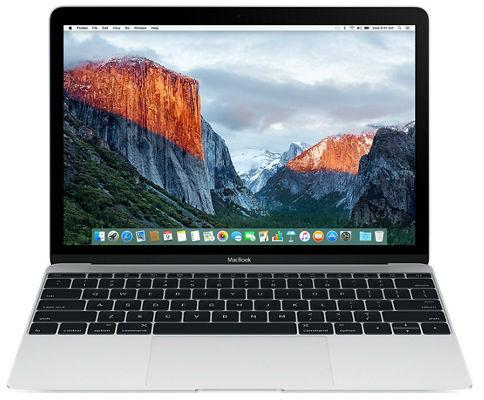 "Ноутбук Apple MacBook 12"" MLHA2RU/A 2304x1440 1.1GHz Intel Dual-Core Core M3 (TB 2.2GHz) 8GB (1866MHz) 256GB Flash Storage Intel HD Graphics 515"